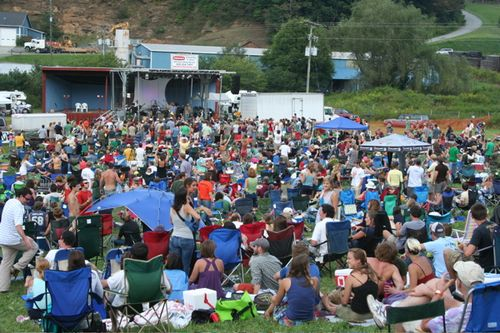Music on the Mountaintop Boone