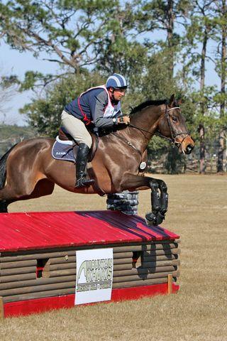 Horse event Jonathan