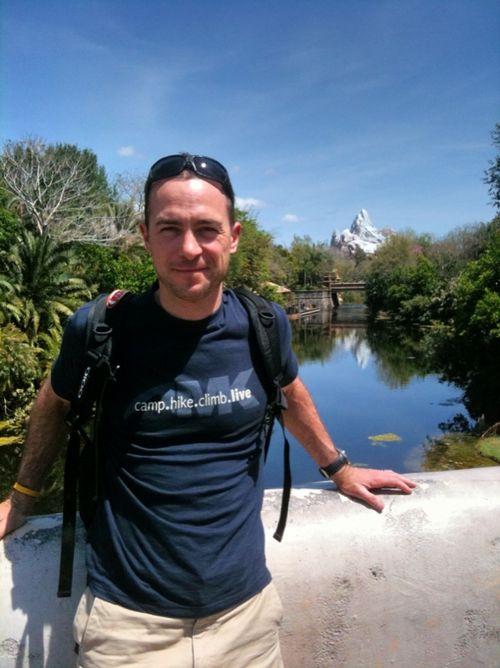 Spencer Lueders Mt Everest