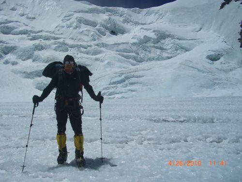 Everest North Col Eric