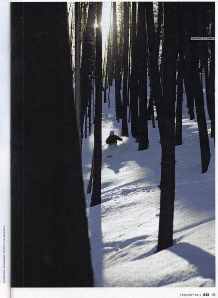 Danny Walton - Ski Magazine