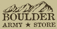 Boulder Army Store