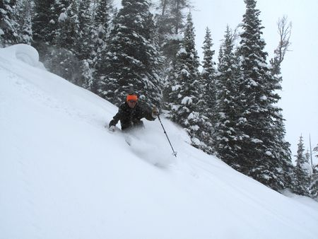 MK Ambassador, AJ Linnell, Talks About Winter in the Tetons