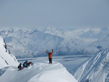 MK Ambassador Aaron Karitis: Guiding with H2O Guides in Valdez
