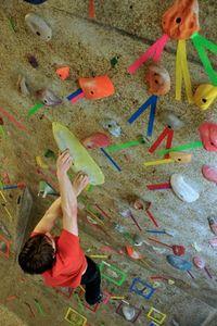 RECAP: Johns Hopkins University Bouldering Competition